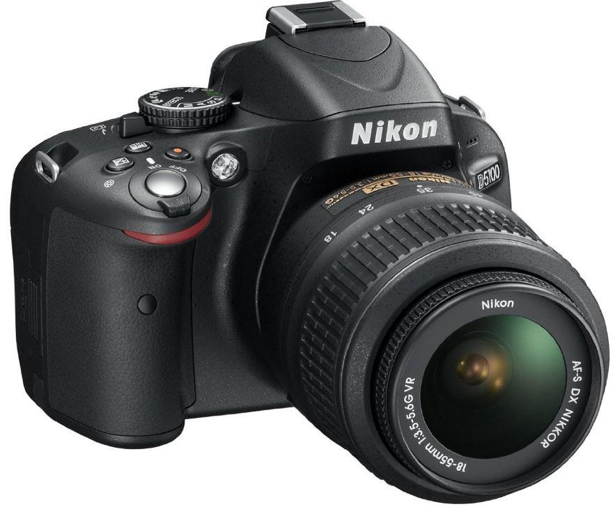 16MP SLR Nikon D5100 nur 419€ bei den Amazon Blitzangebote seit 18Uhr
