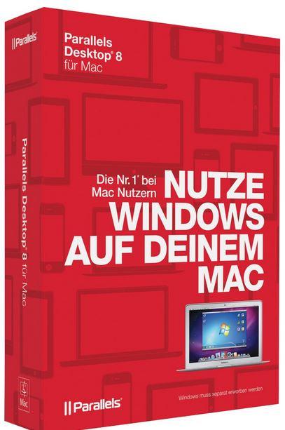 Parallels Desktop 8.0 Mac, Casio Edifice Uhr und andere Amazon Blitzangebote