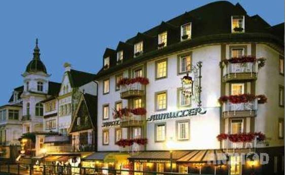 2 Personen 2 Nächte im 4* Carathotel Rheingau in Rüdesheim Taunus für 99€