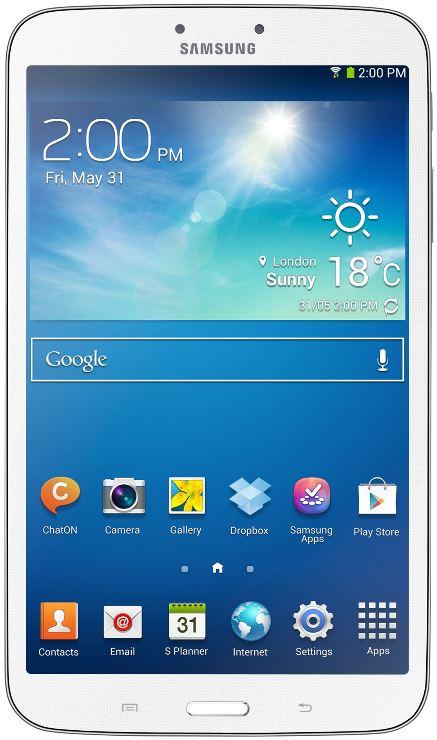 Samsung Galaxy Tab 3 WiFi   8.0 Android Tablet mit 16GB für 159€   wieder da!