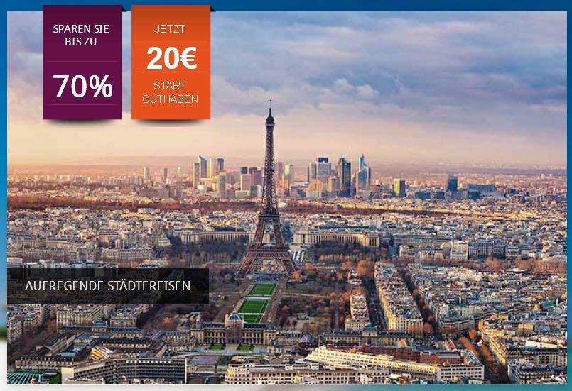 Travelfruits Shopping Club für Reisen   20€ Start Guthaben
