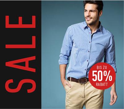 40% Rabatt auf Sale Ware bei 7trends