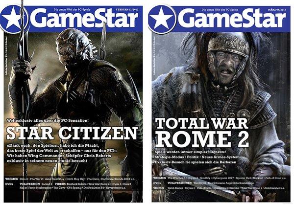 2 Ausgaben der GameStar exklusiv für Mein Deal USER DEALS Mitglieder kostenlos testen