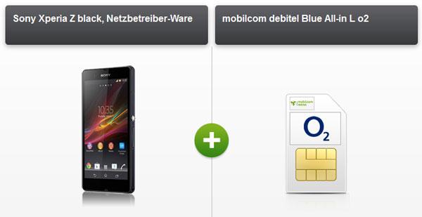 o2 Blue L Allnet Flat mit 2GB Datenvolumen für 35,99€ monatlich + Top Smartphones mit geringem Aufpreis