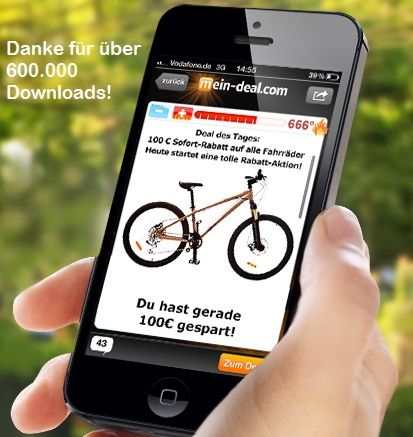 *Die Gewinner* Gewinnspiel! Über 600.000 App Downloads! Gewinne ein iPhone 5 + Amazon Gutscheine
