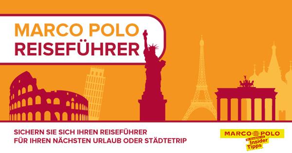 kostenloser Reiseführer von Marco Polo