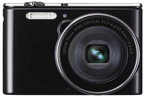 16,1 Megapixel Digicam Casio Exilim EX JE10, mit 5 fach opt. Zoom inkl. Versand 129€