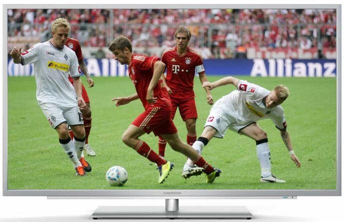 Grundig 42 VLE 9270 SL, 3D Smart TV mit triple Tuner für 549,99€