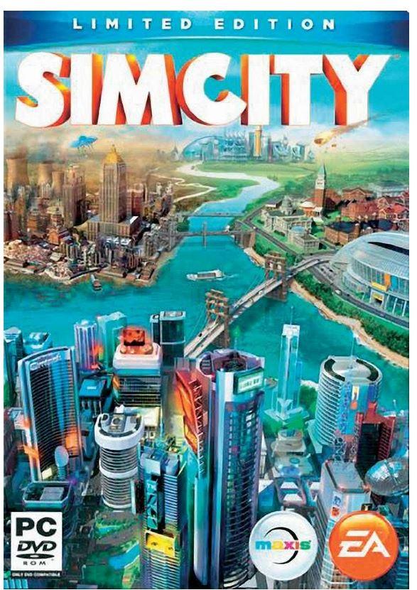 Jetzt SimCity kaufen und gratis Spiel von EA abstauben!