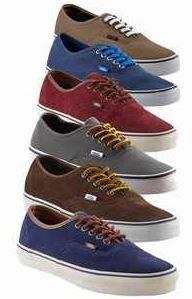 15 verschiedene Vans Sneaker, je Paar inkl. Versand nur 31,95€