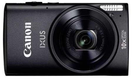 12,1MP Digitalkamera Canon IXUS 255 HS, schwarz oder silber, inkl. Versand 199€   Update!