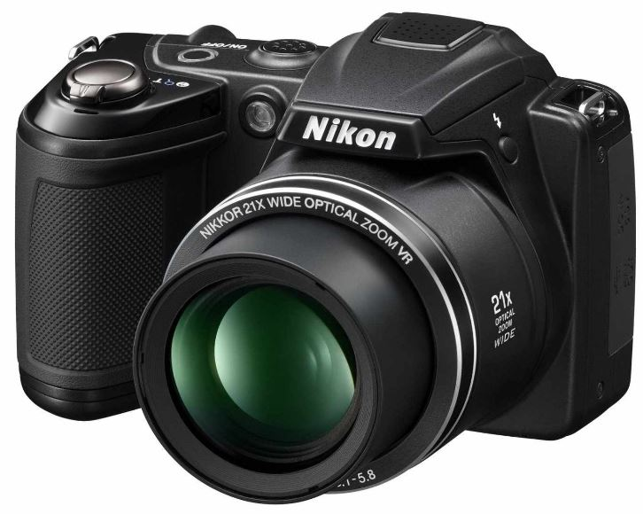 Bridgekamera Nikon Coolpix L310, 14MP, 21 x opt. Zoom inkl. Versand 89,10€