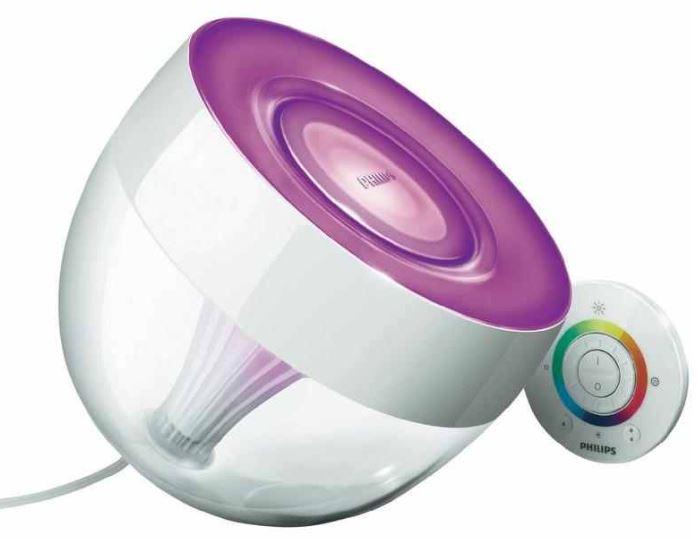 Update! Philips LivingColors Iris 7099960PH Transparent, nur 59,99€