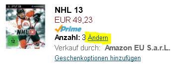 Systemfehler in der 3 Games für 49€ Aktion?