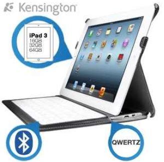 Ultra dünnes Touch Keyboard Folio das iPad3 nur 45,90€