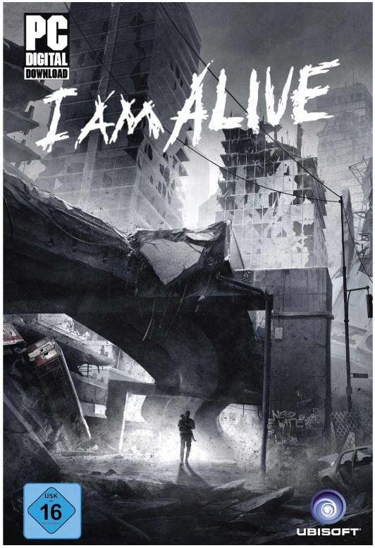 I Am Alive   Weekend PC Game Download nur 5,97€