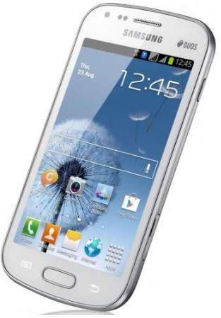 Samsung Galaxy S Duos Handy S7562 (Dual Sim) für 111€   wieder da!