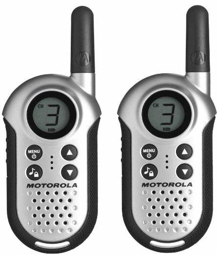 Funkgerät Motorola PMR Twinpack TLKR T4 nur 19,99€