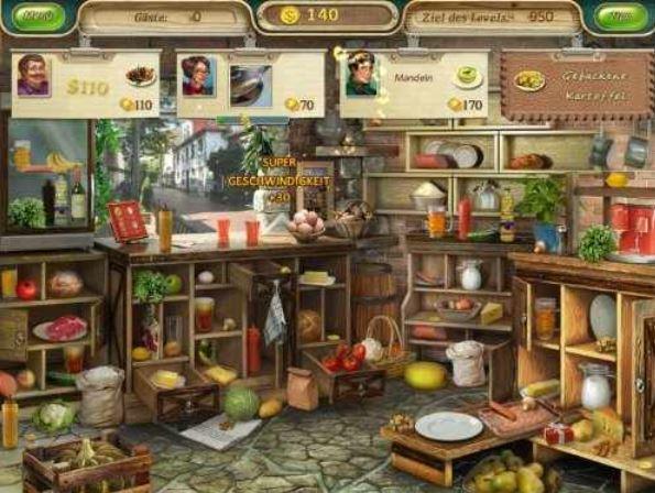 Download Game, Gourmania 3: Mein Zoo nur 0,05€