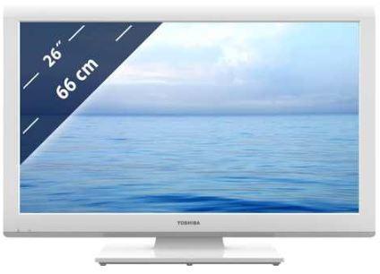 TV Toshiba 26 DL 934 G, mit integr. DVD Player, nur 249€