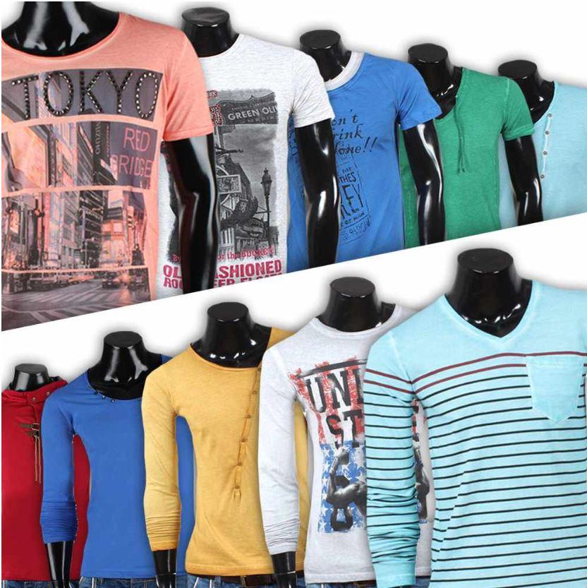 REDBRIDGE BY CIPO & BAXX und RUSTY NEAL T Shirts für 16,99€