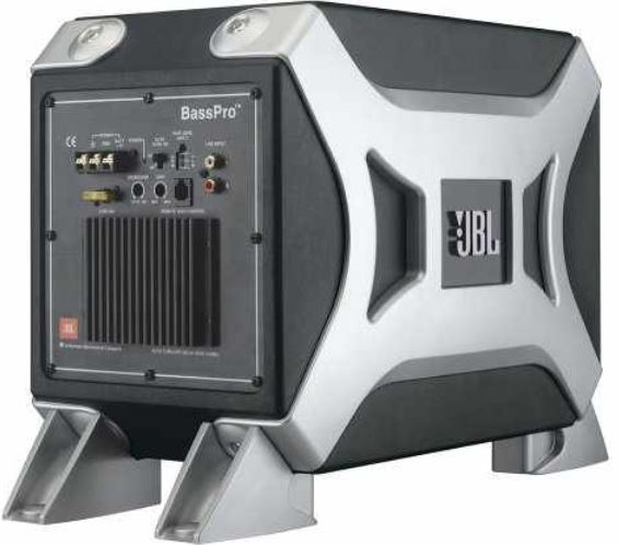 JBL Basspro II aktiver Auto Subwoofer nur 99,99€