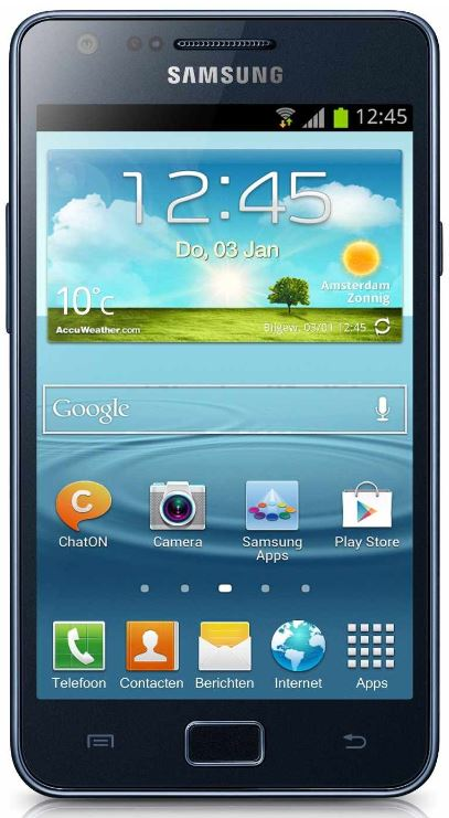 Samsung I9105P Galaxy S II Plus DualCore Smartphone für 249€
