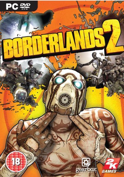 BORDERLAND 2 für PC / XBox und PS3 je 18,90€