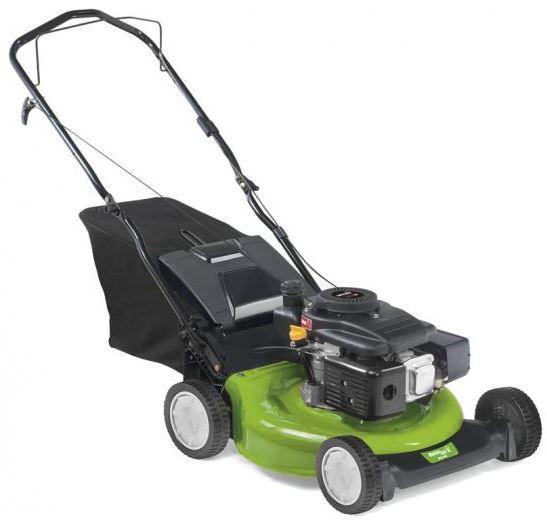 Update! Wolf Garten MTD Mastercut MC 46 S, Benzin Rasenmäher mit Radantrieb, für 169€