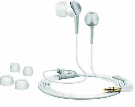 Sennheiser CX 200 Street II weiß In Ear Kopfhörer, für 19,99€