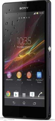 Sony Xperia Z   High End Smartphone mit 13MP Kamera 1,5 GHz Quadcore CPU für 185,07€ Update!