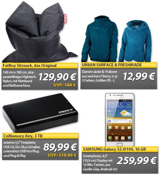 CnMemory Airy, 3 TB USB 3.0 Festplatte für 89,10€   OHA Wochenend Deals