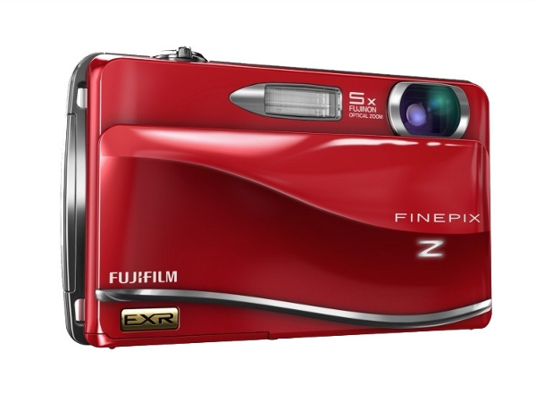 Fujifilm FinePix Z800EXR für 49,99€   Kompaktkamera mit 12MP