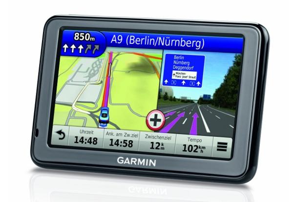 Garmin nüvi 2545LMT CE für 119€   5 Navi mit lebenslangem Kartenupdate