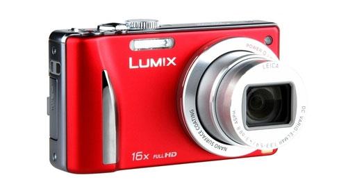 Panasonic Lumix DMC TZ25 für 159,30€ – 12MP Kompaktkamera