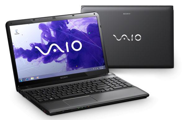 Sony Vaio E1512 generalüberholt für 359,09€   15 Notebook mit i3 3110M, 4GB RAM und Windows 8