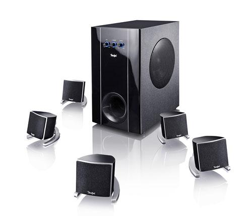 Teufel Concept E 100 für 139,99€   5.1 Multimedia Lautsprecher Set