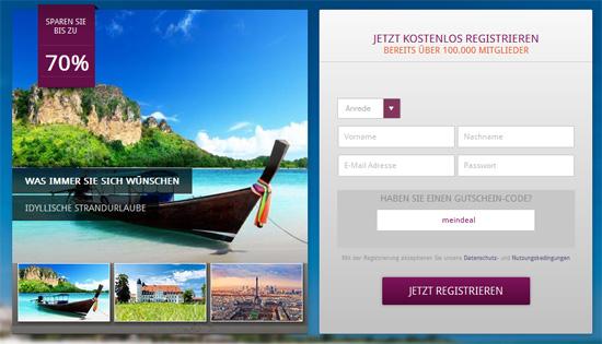 exklusiver 25€ Gutschein für Travelfruits   z. B. 3 Übernachtungen Doppelbettzimmer Mallorca ab 383€
