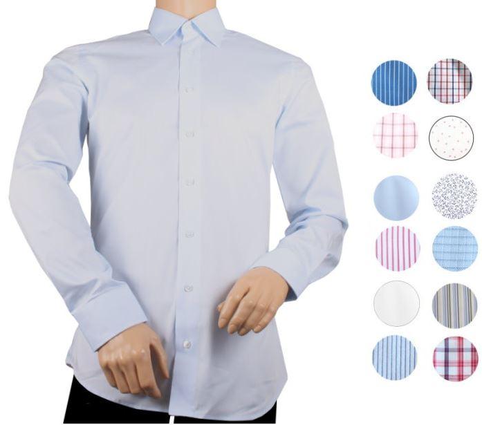 Daniel Schagen, Herren Hemden Private Label von Seidensticker für 14,99€