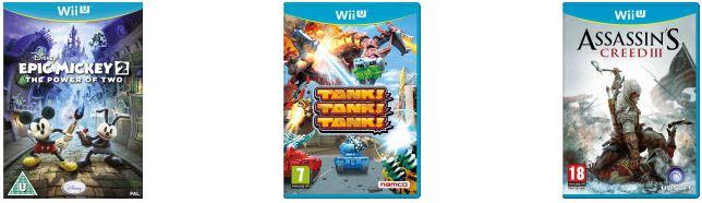 10% Rabatt auf viele Games für Wii, PS3, XBox, Wii U und PC