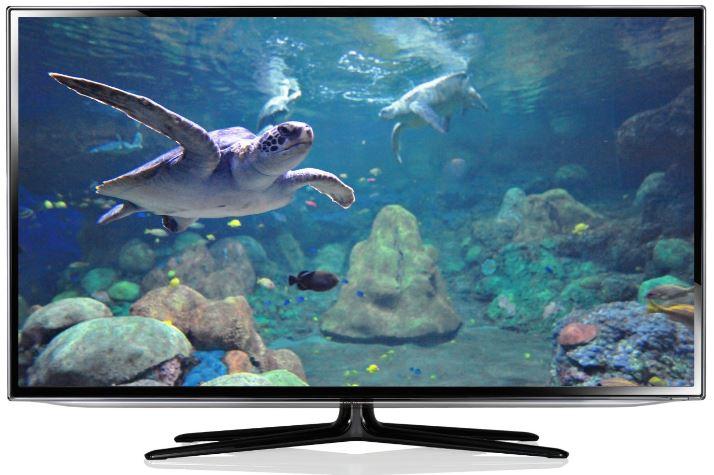 3D TV Samsung UE40ES6100, DVB T/C, Smart TV und zwei 3D Brillen für 499€
