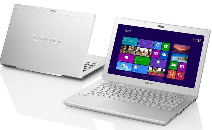 13.3 Notebook Sony VAIO S Series SV S1312H3E/S, für 634€