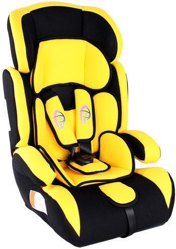 Autokindersitz TECTAKE, für Kids von 9 bis 36kg und 1 bis 12 Jahre für 33,99€