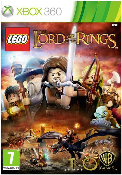 LEGO Herr der Ringe PC 9,99€ und Konsolen PS3 und XBox für 22,49€
