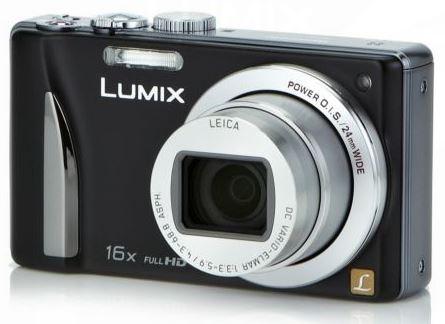 12MP Kompaktkamera, Panasonic Lumix DMC TZ25 für 127,84€