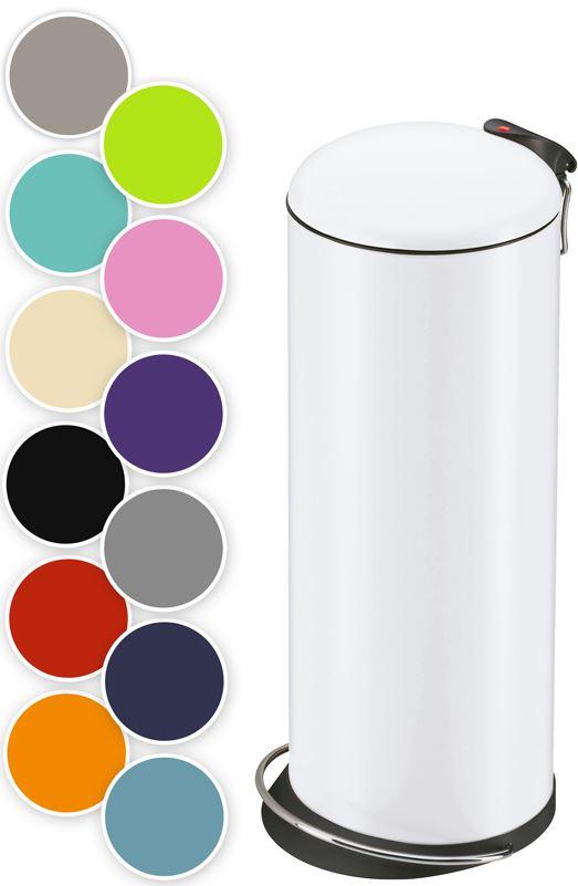 Hailo Trento TOPdesign Mülleimer, in 13 verschieden Farben, je 39,95€