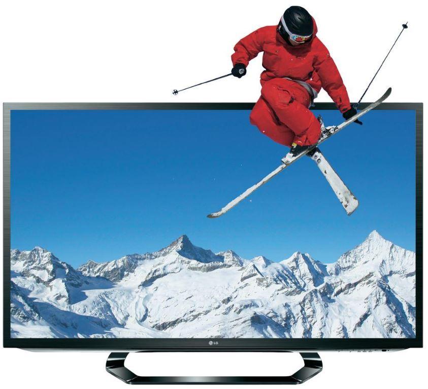 32 Cinema 3D TV, LG 32LM620S, für 399€
