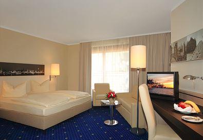 Hotelgutschein für 2 Personen, 2 Übernachtungen im 4*Hotel RAMADA Hamburg Bergedorf für 119€