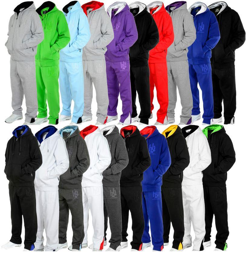 Jogginganzug in 20 Farb Modellen, je 39,90€