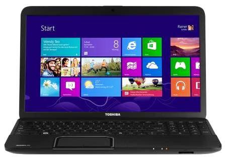 Update! Toshiba Satellite C870 18M für 333€   17,3, 4GB RAM, Windows 8